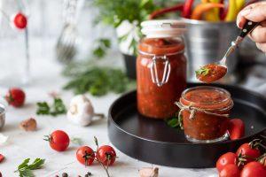 Recette sauce Ketchup Maison